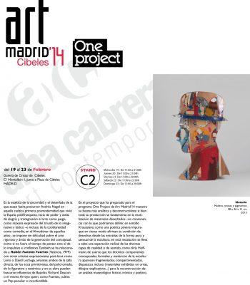 Art Madrid Cibeles 2014