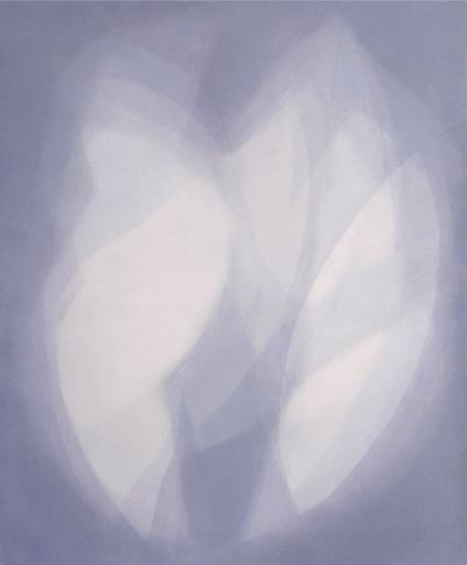 Nuria Vidal - hojas lilas